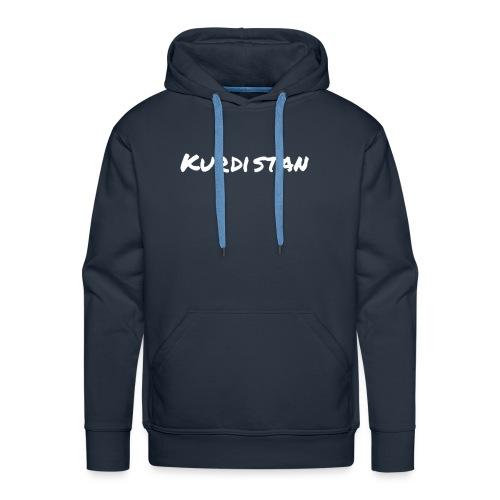 Kurdistan Bekleidung - Männer Premium Hoodie