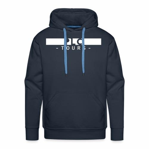 PLC TOURS - Sweat-shirt à capuche Premium pour hommes