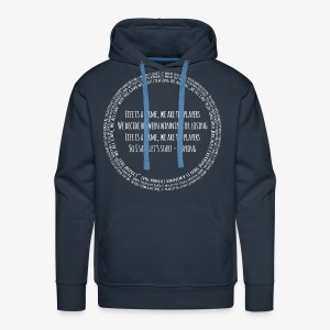 life is a game 1 - Männer Premium Hoodie