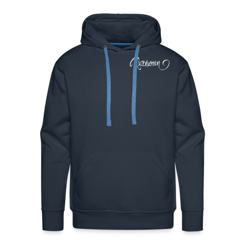 Name only - Men's Premium Hoodie