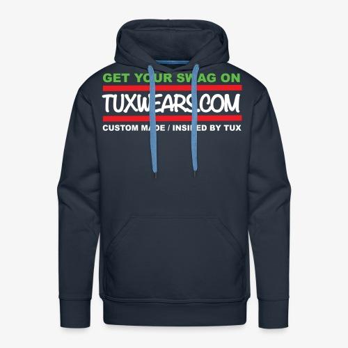 TUXWEARS.COM - Men's Premium Hoodie