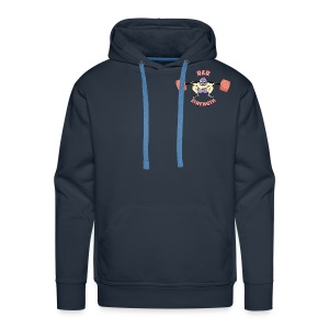 RR Strength - Sweat-shirt à capuche Premium pour hommes