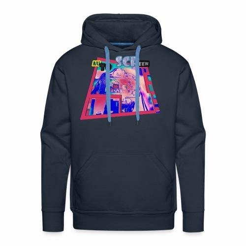 AUTO SCREEN (CAMERA ) - Sweat-shirt à capuche Premium pour hommes