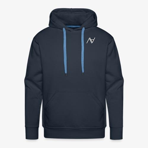 Nasex - Sudadera con capucha premium para hombre