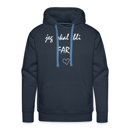 Far Collection - Premium hettegenser for menn