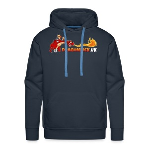 DRAGONKICK.UK - Men's Premium Hoodie