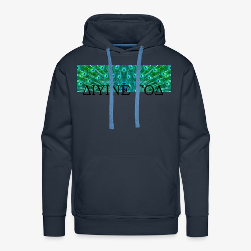 BeProud Logo - Mannen Premium hoodie