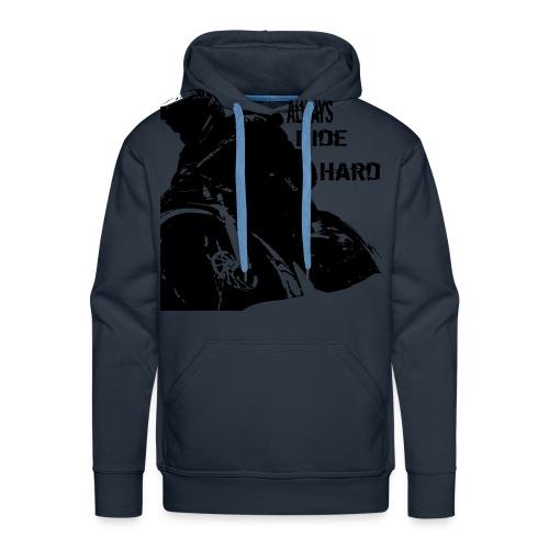 Alwaysridehard - Männer Premium Hoodie