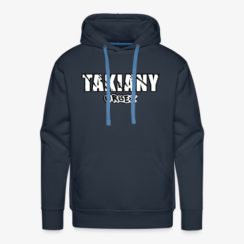 Takiany Hoodie - Mannen Premium hoodie