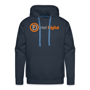 Intel Digital - Our Company - Men's Premium Hoodie