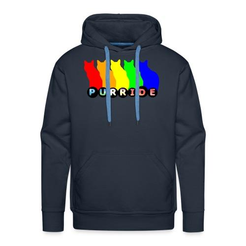 PuRrIDE - Men's Premium Hoodie