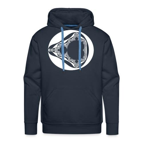 Classic Mandelbrot - Mannen Premium hoodie