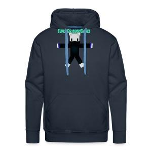 SuperDragonGames - Mannen Premium hoodie