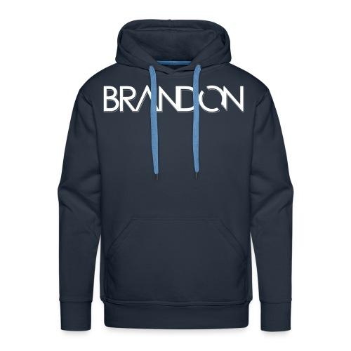 DJ BRANDON - Männer Premium Hoodie