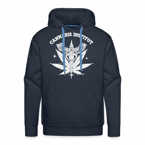 Cannabis Institut - Männer Premium Hoodie