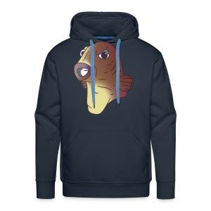 Fish Hoodie - Men's Premium Hoodie