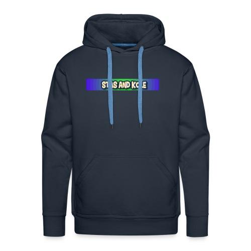 Shirt Logo - Men's Premium Hoodie