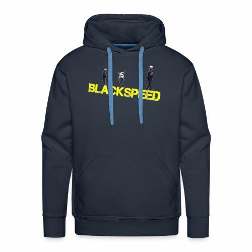 BLACKSPEED Design - Männer Premium Hoodie