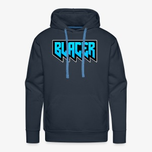 Official logo of Blacer eSport organization - Men's Premium Hoodie