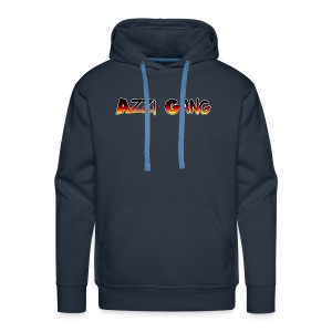 OFFICIAL AZZI GANG CLOTHING - Men's Premium Hoodie