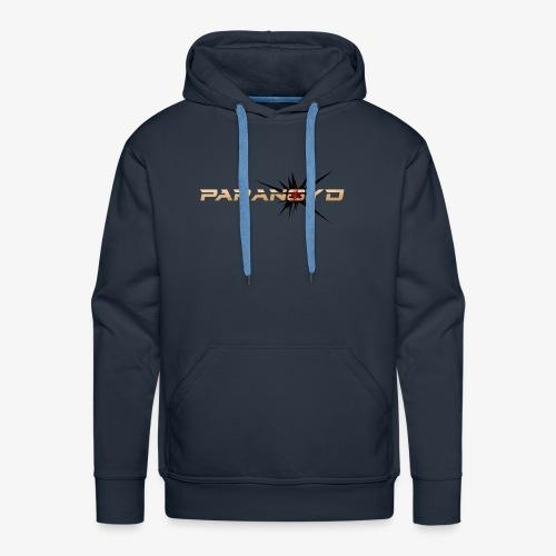 Paranoyd-Logo - Männer Premium Hoodie