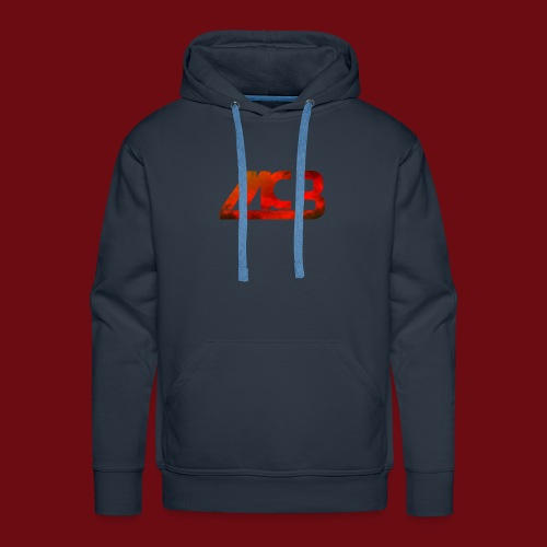MCB nektasje swek - Mannen Premium hoodie
