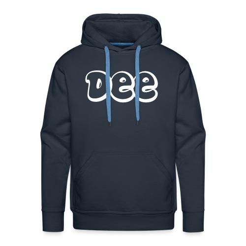 Dee T-Shirt! - Mannen Premium hoodie