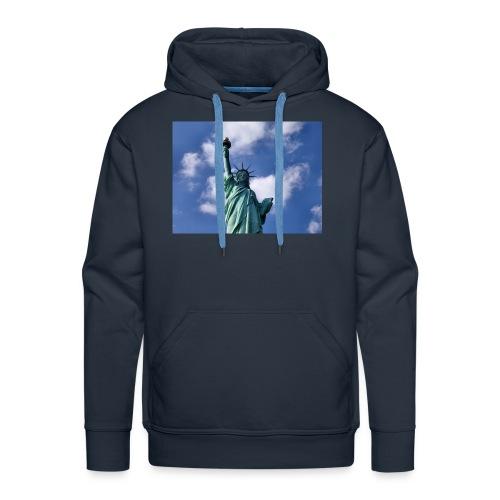 Freiheitsstatue - Männer Premium Hoodie