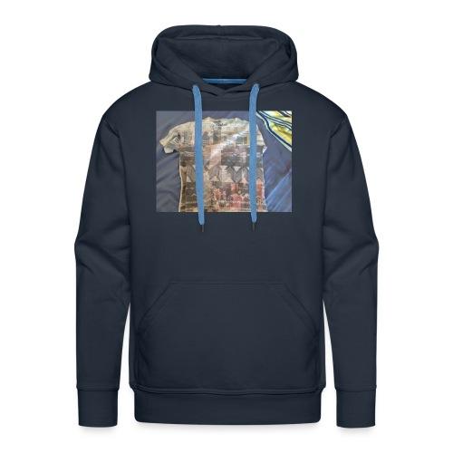 Rebel Tshirt - Men's Premium Hoodie