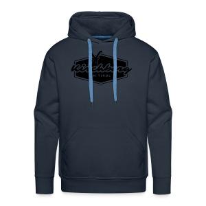 Embleem 6-hoek Kirchberg - Mannen Premium hoodie