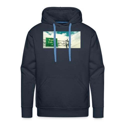 Calle 13 - Mannen Premium hoodie