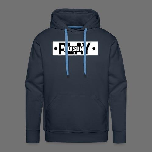 Poisonplay merchandise grote versie - Mannen Premium hoodie