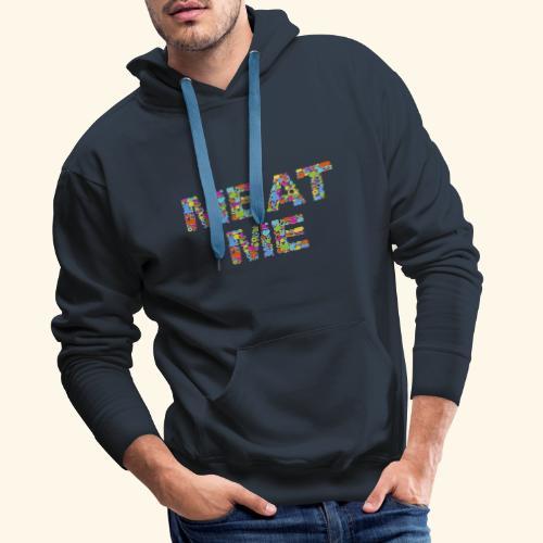 Meat ME - Männer Premium Hoodie