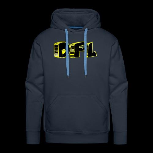 DFunctionaL Logo - Men's Premium Hoodie