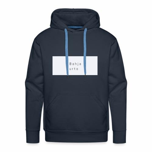 Bahja urto - Mannen Premium hoodie