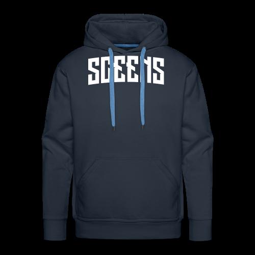 Sceens T-Shirt Vrouwen - Mannen Premium hoodie