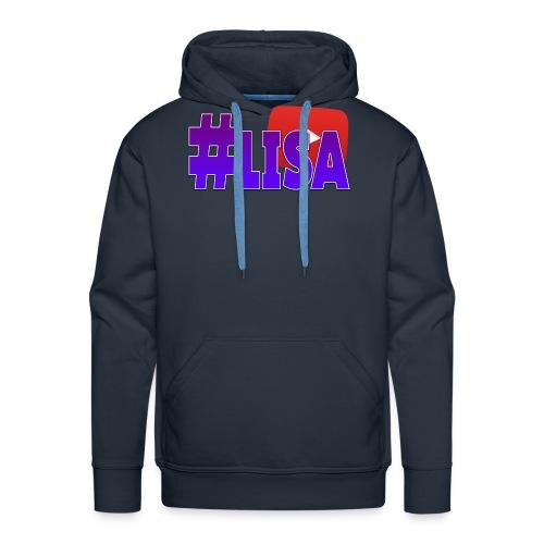 MERCHANDISE LISA - Mannen Premium hoodie