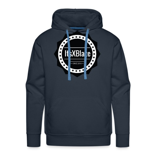 ItsXBlaze Logo 2 Hoodie - Mannen Premium hoodie