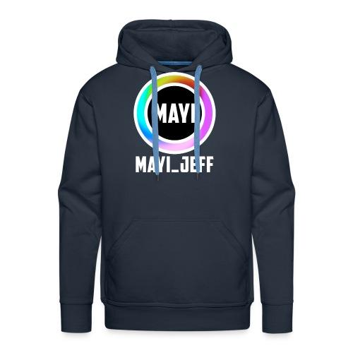 Mayi_Jeff - Men T-Shirt - Men's Premium Hoodie