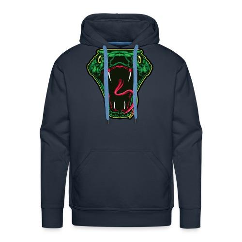 Zunix Snake Trui Vrouw - Mannen Premium hoodie