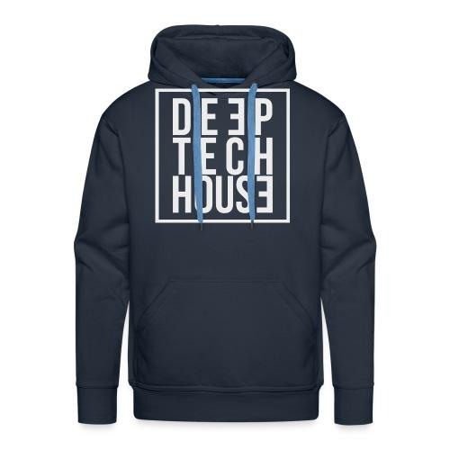 Deep Tech House by HouseMixRoom RadioShow - Sudadera con capucha premium para hombre