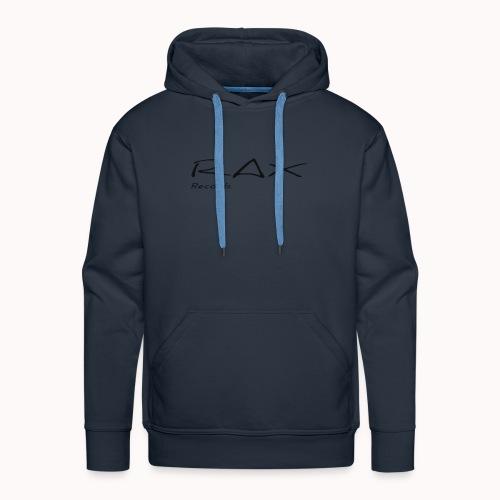 Rax Records merch. vrouwen - Mannen Premium hoodie