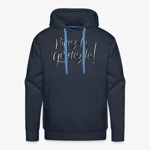 Num. 7 -  Vivez-le, Goûtez-le !  - Sweat-shirt à capuche Premium pour hommes