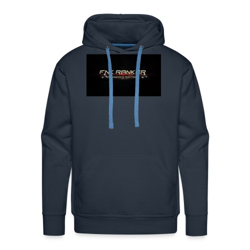 FNK_Ranker - Sudadera con capucha premium para hombre