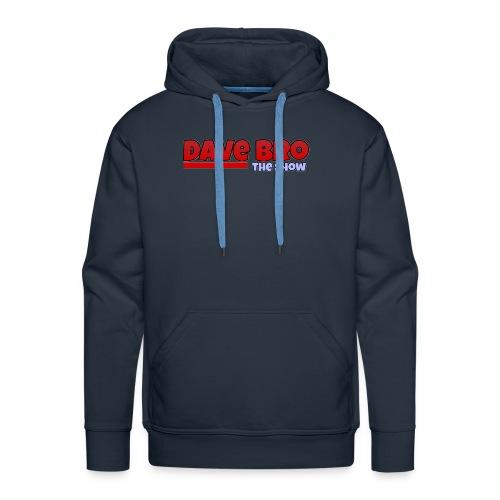 Dave Bro Logo - Männer Premium Hoodie
