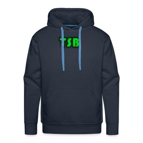 TSB logo - Men's Premium Hoodie