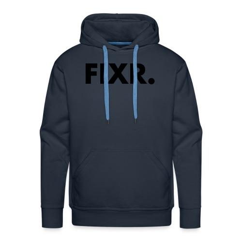 Fixr Shirt Heren - Mannen Premium hoodie