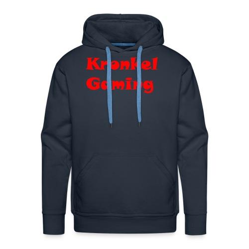 Mok Kronkelgaming - Mannen Premium hoodie