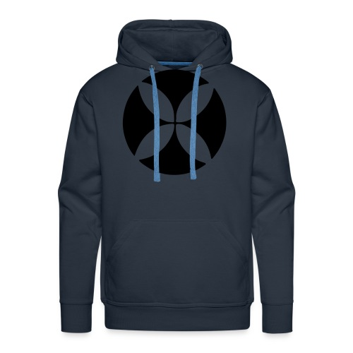 LiamMelly logo - Men's Premium Hoodie