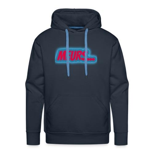 squad meurs - Sweat-shirt à capuche Premium pour hommes